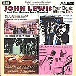 John Lewis Four Classic Albums Plus (Digitally Remastered)
