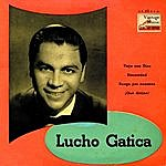 """Lucho Gatica Vintage World Nº 27- Eps Collectors """"my God Be With You"""""""