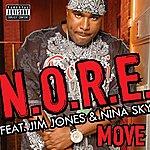 N.O.R.E. Move (Feat. Jim Jones & Nina Sky) (Single) (Parental Advisory)