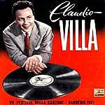 """Claudio Villa Vintage Italian Song N0. 20 - Eps 10"""" Collectors """"70 Festival Della Canzone San Remo 1957"""""""
