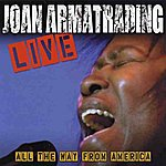 Joan Armatrading Live: All The Way From America