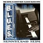 Sunnyland Slim The Devil Is A Busy Man: Classic Blues Cuts