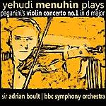 Sir Adrian Boult Yehudi Menuhin Plays Paganini's Violin Concerto No. 1