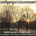 Charles Munch Mozart: Clarinet Quintet In A Major