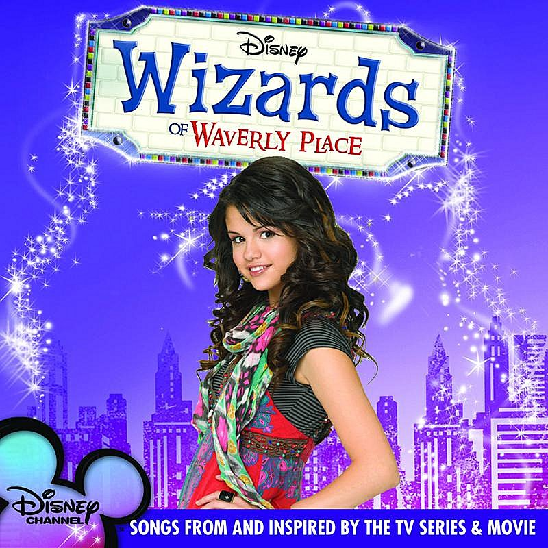 Cover Art: Wizards Of Waverly Place