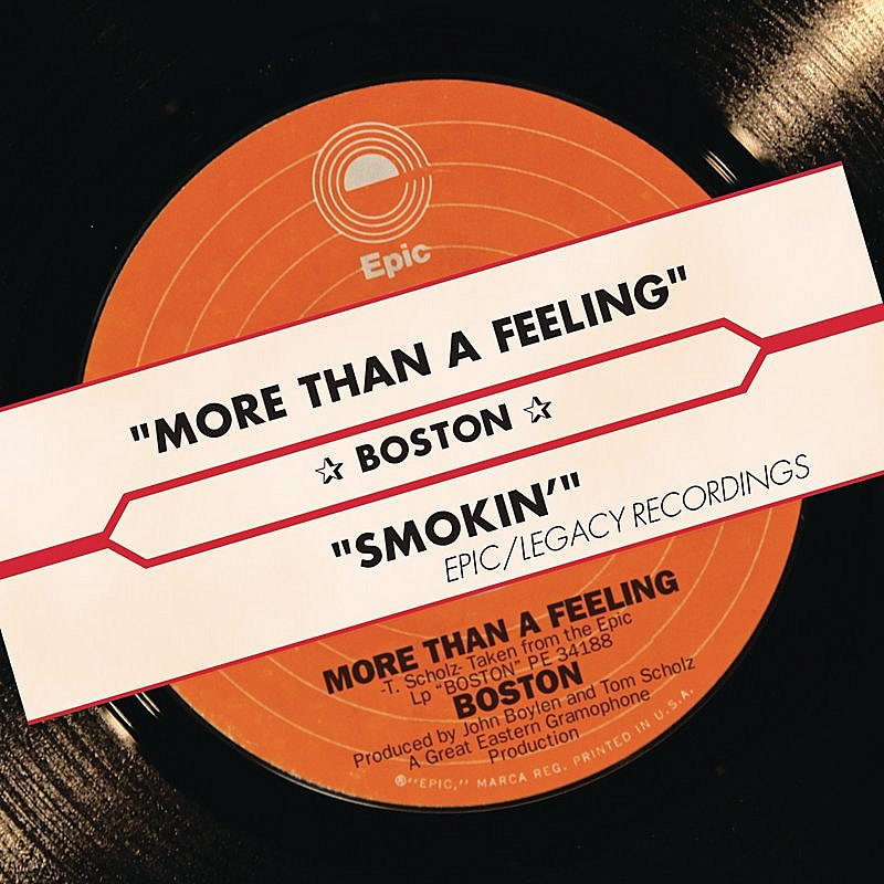 Cover Art: More Than A Feeling (Digital 45)(2-Track Single)