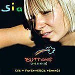 Sia Buttons (2-Track Remix Single)