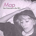Map San Francisco In The 90's