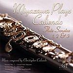 Christopher Caliendo Miyazawa Plays Caliendo