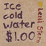 Leni Stern Ice Cold Water...$1