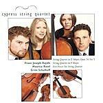 Cypress String Quartet Haydn, Ravel, Schulhoff