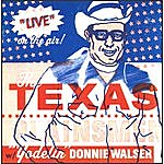 Don Walser Live On The Air! - The Texas Plainsmen W/ Yodelin' Donnie Walser