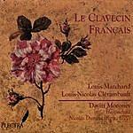 Davitt Moroney Le Clavecin Français: Louis Marchand & Louis-Nicolas Clérambault