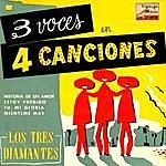 """Los Tres Diamantes Vintage México Nº 63 - Eps Collectors """"historia De Un Amor"""""""