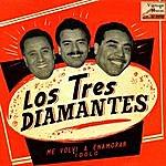 """Los Tres Diamantes Vintage México Nº 71 - Eps Collectors """"me Volví A Enamorar"""""""