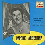 Imperio Argentina Vintage Spanish Song Nº9 - Eps Collectors. B.s.o: Morena Clara