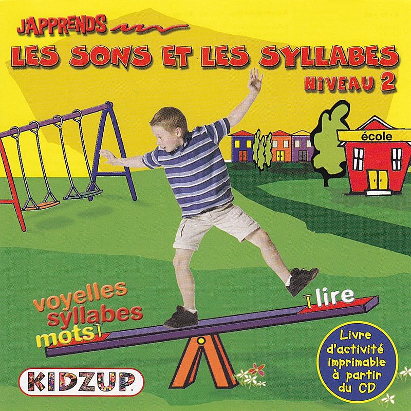 Cover Art: J'apprends Les Sons Et Les Syllabes Niveau 2