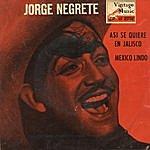 Jorge Negrete Vintage México Nº6 - Eps Collectors