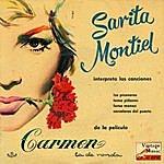 """Sara Montiel Vintage Spanish Song Nº41 - Eps Collectors B.s.o: """"carmen La De Ronda"""""""