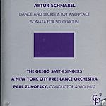 Paul Zukofsky Artur Schnabel - Dance And Secret