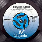 Blondie One Way Or Another (2-Track Single)