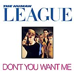 The Human League Don't You Want Me (2-Track Single)