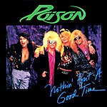 Poison Nothing But A Good Time (2-Track Single)