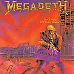 Megadeth Peace Sells But Who's Buying? (2-Track Single)
