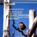 Dmitri Shostakovich Concertos For Cello And Orchestra