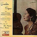"""Conchita Piquer Vintage Spanish Song Nº57 - Eps Collectors """"canciones Del Espectáculo Puente De Coplas"""""""