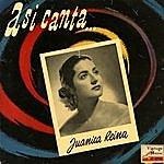 "Juanita Reina Vintage Spanish Song Nº54 - Eps Collectors ""así Canta Juanita Reina"""