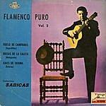 """Sabicas Vintage Flamenco Guitarra Nº12 - Eps Collectors """"flamenco Puro"""""""