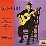 """Sabicas Vintage Flamenco Guitarra Nº11 - Eps Collectors """"flamenco Puro"""""""