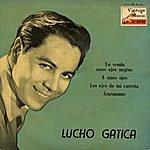 """Lucho Gatica Vintage World Nº6- Eps Collectors """"lucho Gatica Y Las Guitarras De Humberto Campos"""""""