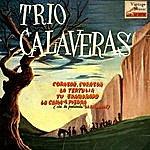 """Trio Calaveras Vintage México Nº 78 - Eps Collectors """"la Cama De Piedra"""" From The Film: """"la Escondida"""""""