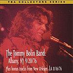 Tommy Bolin Live In Albany, Ny 9-20-76 + Bonus Tracks