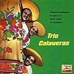 """Trio Calaveras Vintage México Nº 76 - Eps Collectors """"plegaria Guadalupana"""""""