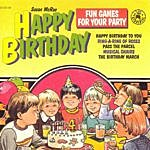 Susan McRae Happy Birthday - Fun Games For Your Party