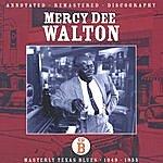 Mercy Dee Walton Masterly Texas Blues- CD B: 1949-1955