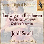 "Jordi Savall Beethoven: Sinfonia Nr. 3 ""eroica"""