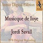 Jordi Savall Musicque De Ioye
