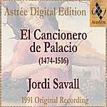 Jordi Savall El Cancionero De Palacio