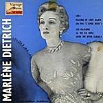 """Marlene Dietrich Vintage Vocal Jazz / Swing Nº19 - Eps Collectors """"marléne Dietrich At Café De Paris"""""""