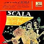 """Caterina Valente Vintage Pop Nº 65 - Eps Collectors """"from The Film: Y Por La Noche Al Scala"""""""