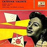 "Caterina Valente Vintage Pop Nº 59 - Eps Collectors ""Sings In Spanish"""