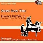 Ahmad Jamal Trio Chamber Jazz Volume 1
