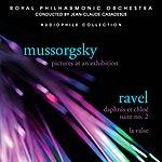 Jean-Claude Casadesus Mussorgsky: Pictures At An Exhibition/Ravel: Daphnis Et Chloé
