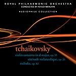 Yehudi Menuhin Tchaikovsky: Violin Concerto In D Major, Op. 35