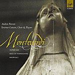 Andrew Parrott Monteverdi Sacred Music