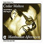 Cedar Walton Manhattan Afternoon